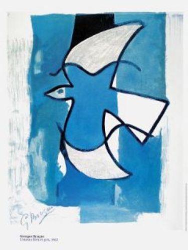 Braquegeorgesloiseaubleuetgris1962
